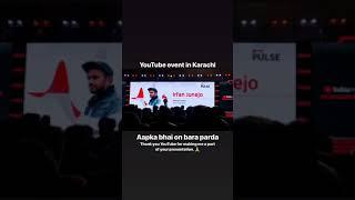   Irfan Junejo In Youtube Pulse Pakistan   2019  