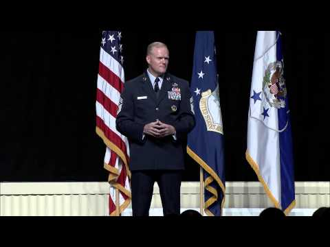 2015 Air and Space Conference: Enlisted Force Update with CMSAF James A. Cody