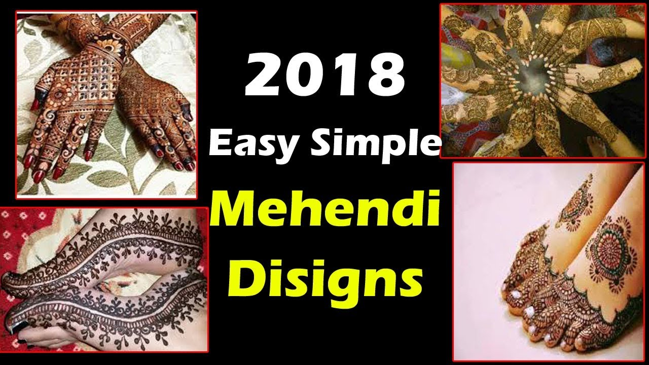 Mehndi design 2017 app download - Stylish Simple Mehndi Henna Designs How To Create Mehndi Designs 2017 Mehndi Designs