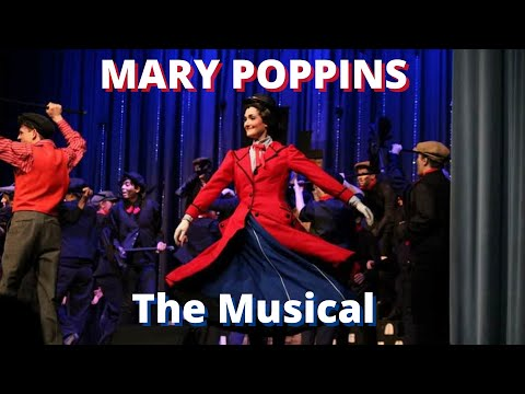 MARY POPPINS- Jamie Glickman (Mary Poppins)