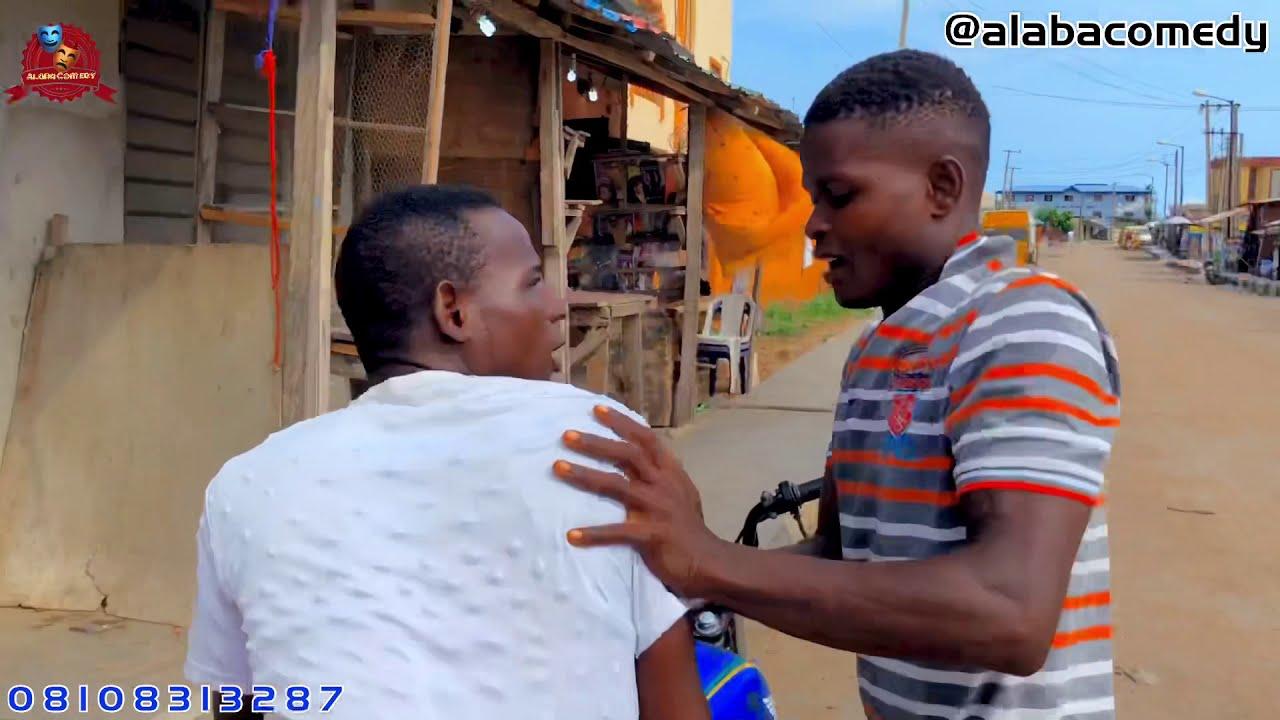 Download Lagos Scam - Alaba comedy