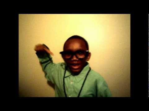 """7 Year Old Lil' JJ With His First Music Video """"Where They At"""" 2011"""