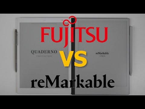 Opmerkelijke 2 vs Quaderno Gen 2 vergelijking