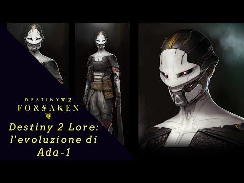 Destiny 2 Lore: l'evoluzione di Ada-1 thumbnail