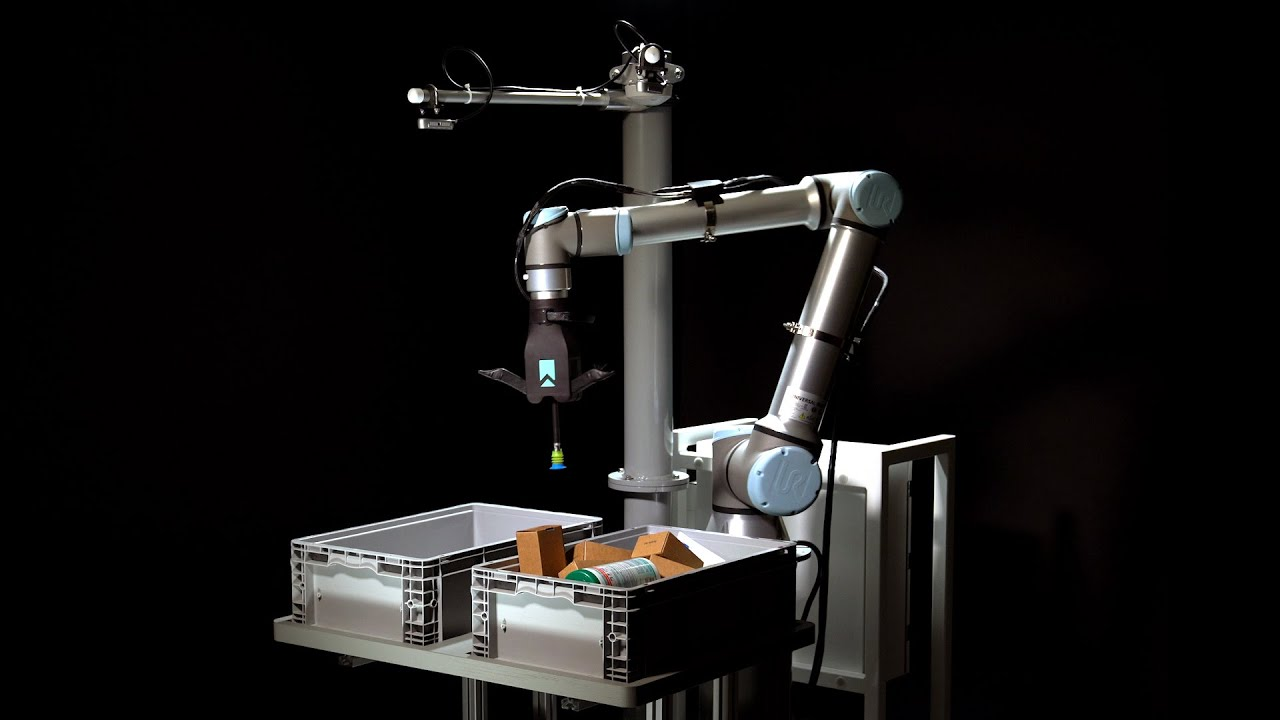 RightHand Robotics debuts a new pick and place system