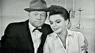JUDY GARLAND AND MICKEY ROONEY REUNITED: