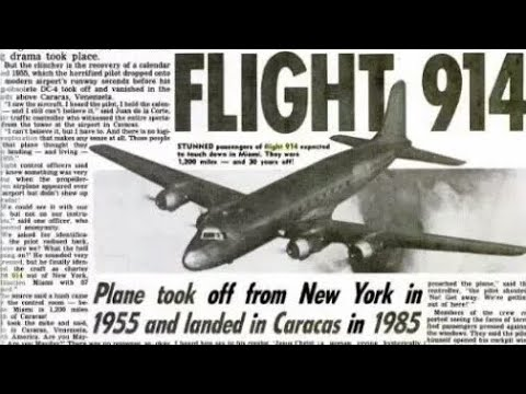 A Missing Plane From 1955 Landed After 37 Years Riddle Of Missing Flight 914 Youtube