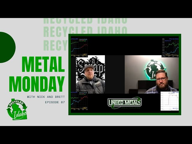 Metal Monday #7 with Nick and Brett, 2021