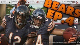 Week 1 Legendary Matchup of Bears vs Packers! Madden 19 Chicago Bears Franchise Ep.4