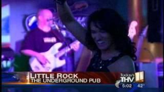 Unpainted Arizona on THV