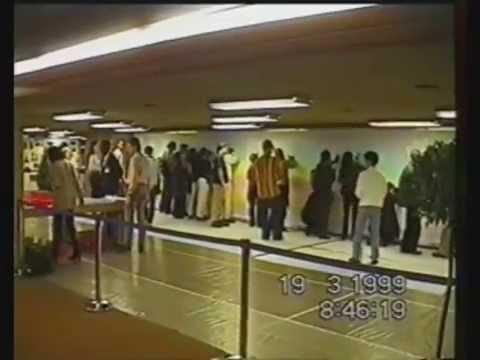 Les Mains de l'Espoir - HAMSI Boubeker - Genève 20-03-1999
