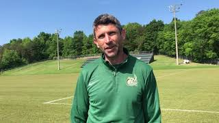 Charlotte 49ers Men's Soccer Coach Kevin Langan Recaps The 2019 Spring Season.