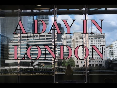 London for a Day | Camden Town, Notting Hill