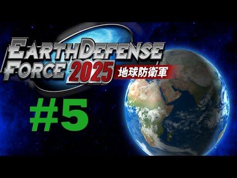 Drunk Helicopter Flying! | Earth Defense Force 2025 #5 | Grunk Damers thumbnail