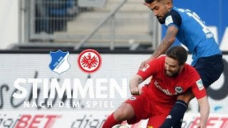 Video Gol Pertandingan Hoffenheim vs Eintracht Frankfurt