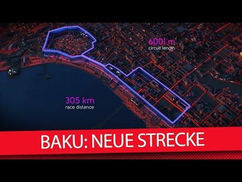 Europa GP in Baku: Der schnellste Stadtkurs der F1! - MSM TV: Formel 1