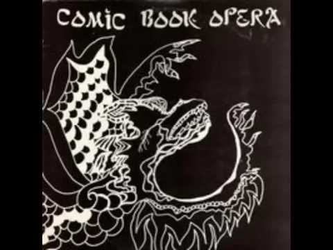 Comic Book Opera 1988 FULL ALBUM
