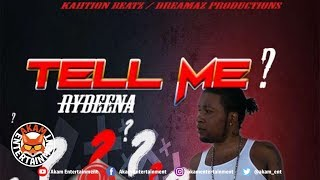 Rybeena - Tell Me - April 2019