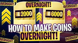 HOW TO MAKE COINS OVERNIGHT! FIFA 19 Ultimate Team