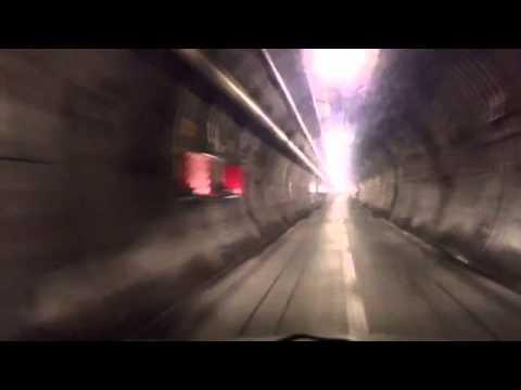 Channel tunnel (Service tunnel)