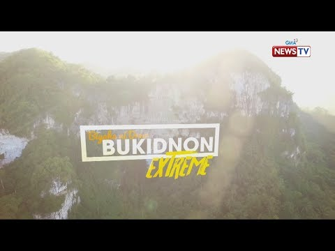 Biyahe ni Drew: Extreme adventure in Bukidnon (Full episode)