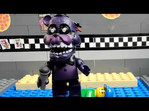 Lego Fnaf - Now Hiring At Freddys (JT Music song)
