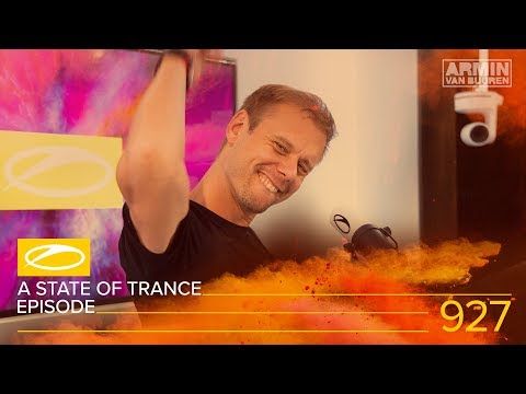 A State Of Trance Episode 927 [#ASOT927] – Armin van Buuren