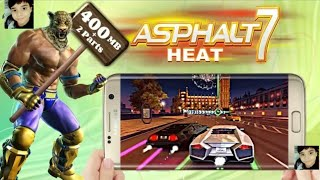 Download Asphalt 7 Heat Game for android | By Krishna Tech Guide