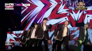 150930 Show Champion Special KMF 2015 유키스(U-KISS) Cut