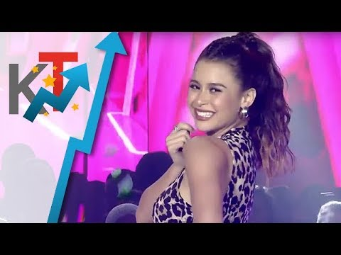 Yassi Heats Up The Dance Floor With Her Moves