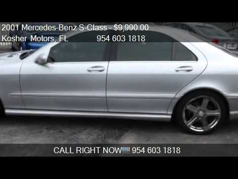 2001 mercedes benz s class s500 amg crome rims for sale. Black Bedroom Furniture Sets. Home Design Ideas