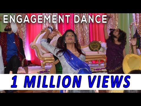 Bhangra Empire - PK Engagement 2015: Bhangra Empire performs at Poonam and Kiranjit's Engagement. The team put together songs from past routines as a fun tribute to the couple.  Song List: 0:00 - 1:14 - Ki Kehne by Jassi Sidhu and Malkit Singh 1:15 - 1:48 - Photo Rakh Ke by Miss Pooja and Bups Saggu 1:49 - 2:26 - Yaarian by Amrinder Gill and Dr Zues 2:27 - 3:03 - Tere Naal Laa Ke Yaariyan by Miss Pooja and Sukhwinder Sukhi 3:04 - 3:32 - Lal Ghagra by RDB 3:33 - 3:40 - Sadi Gali by Lehmber Hussainpuri 3:41 - 4:16 - Ho Gaya Pyar by Micky Singh 4:17 - 5:07 - Boliyan Paake by ADH  April 25th, 2015 The Vineyards Simi Valley, California
