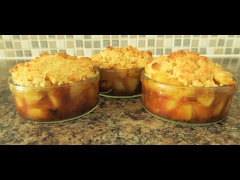recette-22:-crumble-aux-pommes-sauce-caramel-/-caramel-apple-crumble