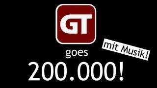 Thumbnail für GameTube goes 200.000! - Vollgas-Party zum Erreichen des Meilensteins