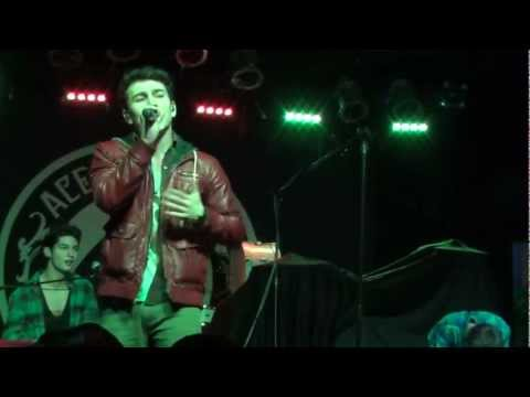 Max Schneider LIVE @ Ace of Spades [January 27th 2013] Part 1