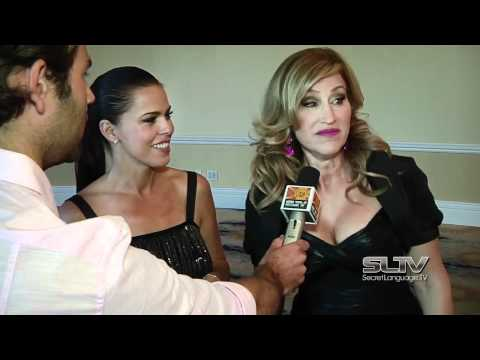 SLTV: Rosa Blasi and Lisa Ann Walter are hilarious together groping and joking about life Travel Video
