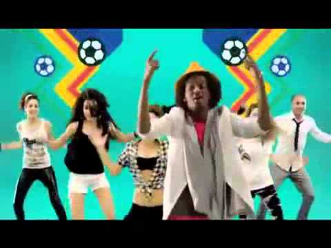 Nancy song for world cup 2010