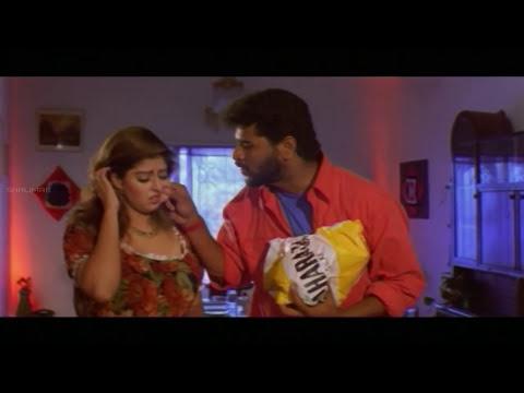 Love Birds Movie || Prabhu Deva & Nagma Beautiful Love Scene || Prabhu Deva,Nagma
