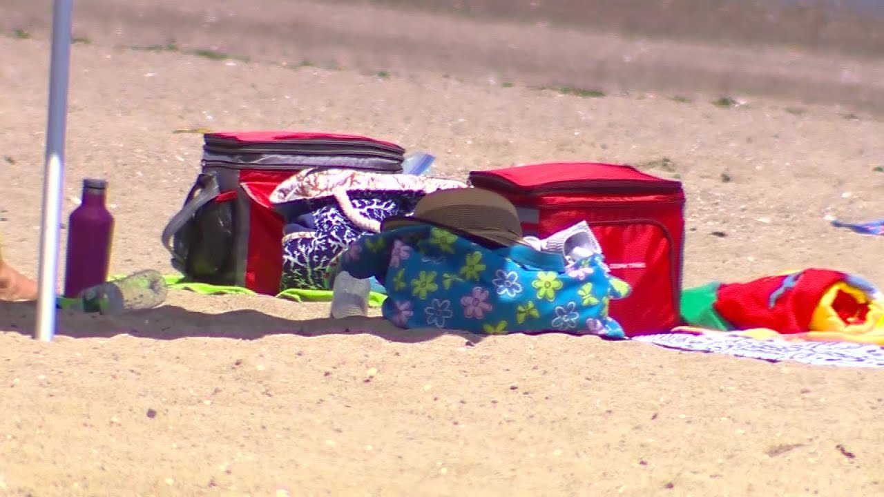 Crackdowns on alcohol delivery, drinking on South Boston beaches
