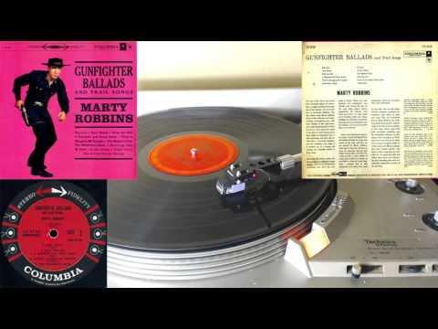 Mace Plays Vinyl - Marty Robbins - Gunfighter Ballads - Full Album
