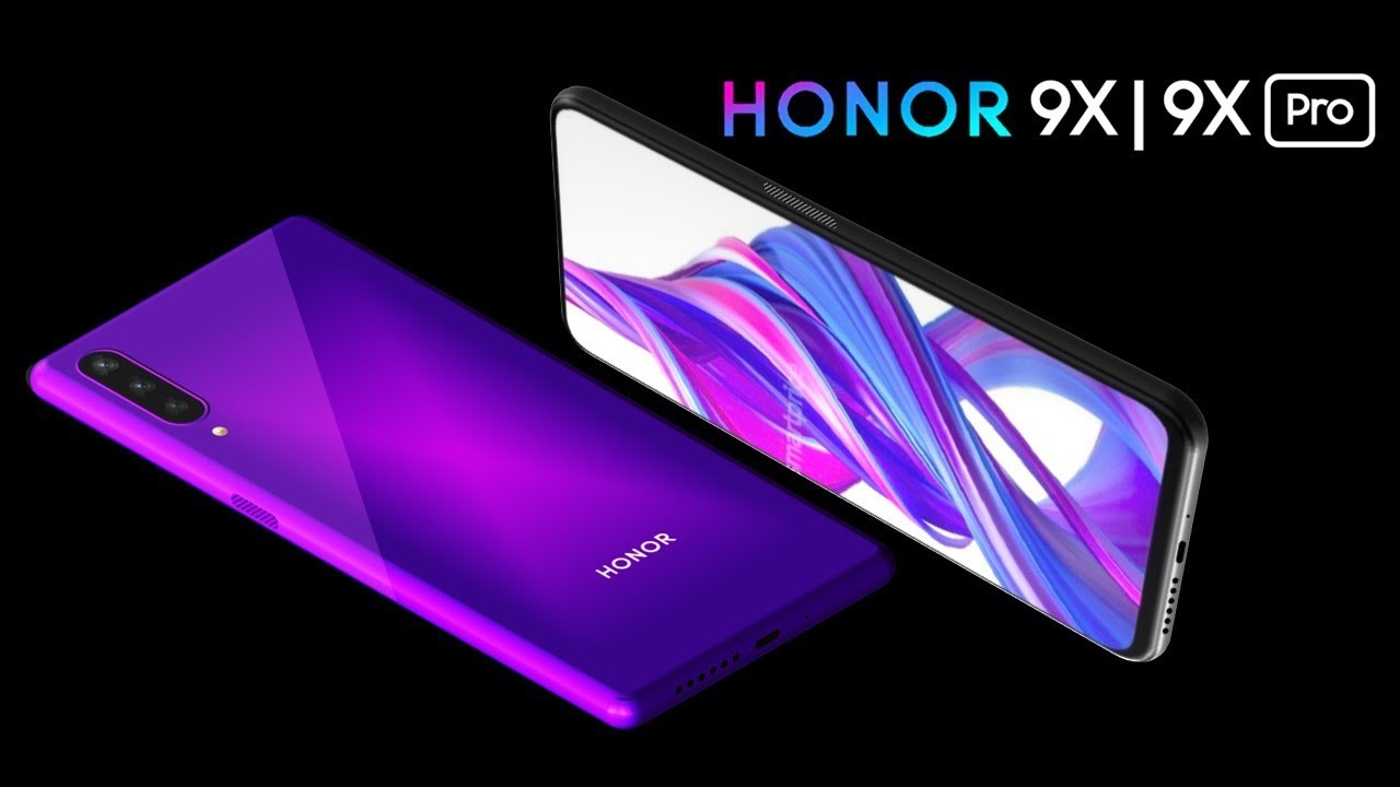 Image result for honor 9x and 9x pro