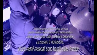 "Yan Maillard - Experimental ""Daimoku"" Drum Meditation."