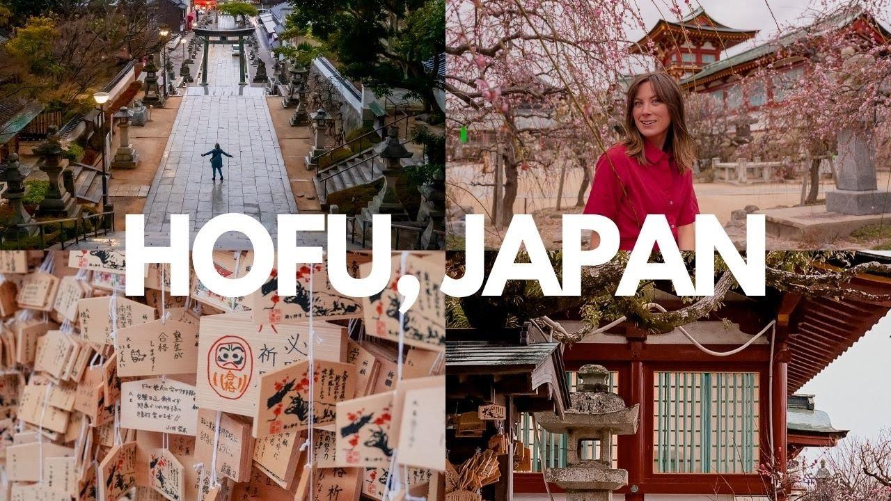 Download Exploring Rural Japan! Shrines, Ume Blossoms + Setsubun | Hofu, Japan
