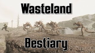 Fallout: Wasteland Bestiary - Introduction