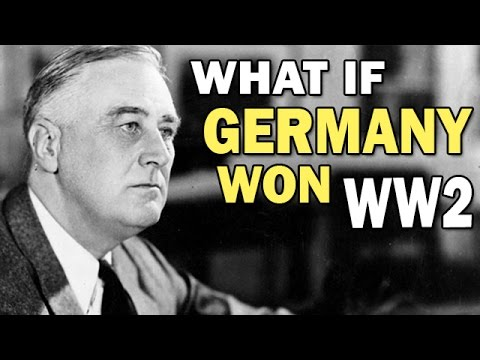 What If Germany Won World War 2 | President Roosevelt Warns the United States | Newsreel | 1940
