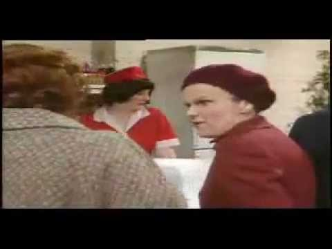 Victoria Wood & Julie Walters - As seen on TV - Cafe Sketch