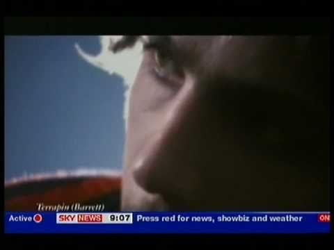 Syd Barrett  death   Sky TV  20060711
