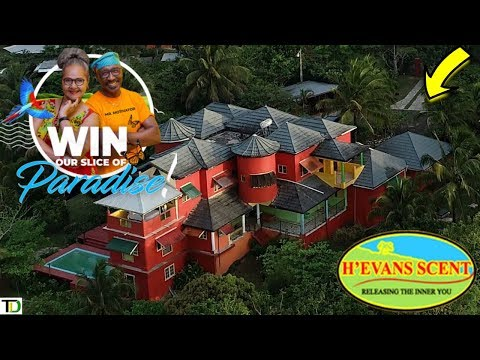 Jamaican RAFFLING his US$2.4 Million Property