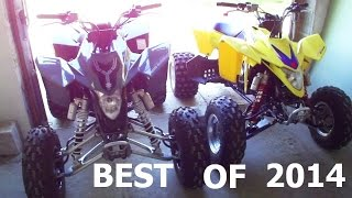 Moje quady | Compilation 2014 | goon extreme atv riding | GoPro 3 HD