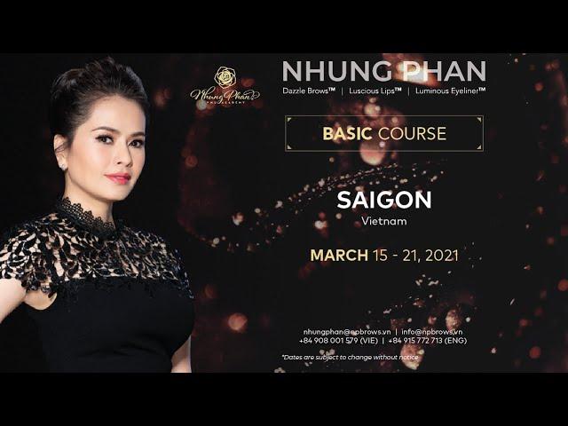 🌟 NP Basic Course March 15 - 21, 2021 Sneak Peek 🌟
